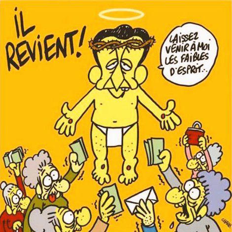 charb les republicains Sarkozy
