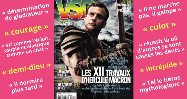 macron hercule citations
