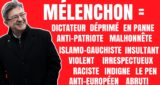 bashing mediatique anti melenchon